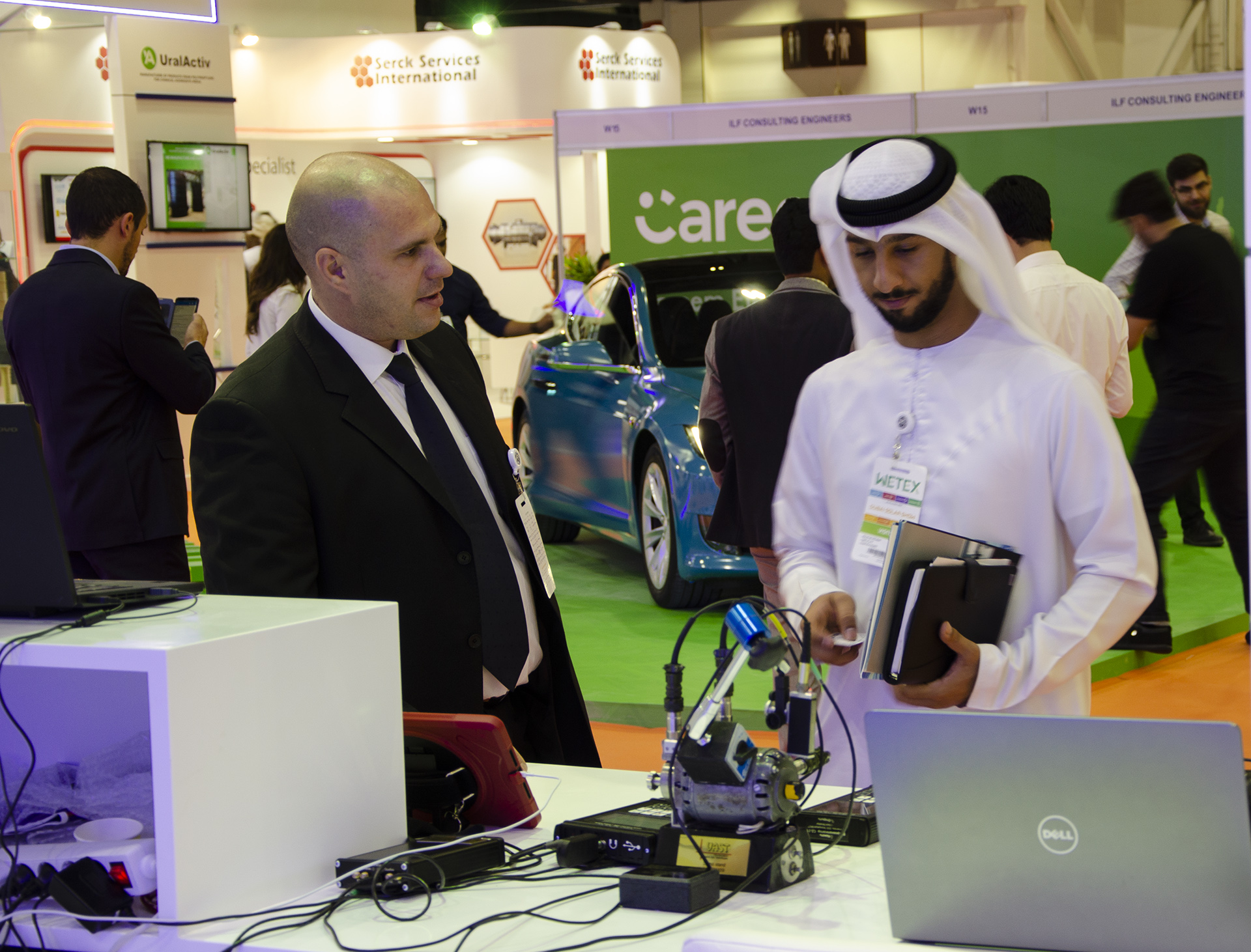 Association VAST took part in WETEX-2018